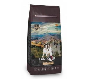ADULT SMALL BREED DOG - Полнорационный сухой корм для взрослых собак мелких пород утка с рисом