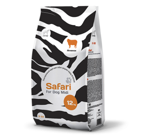 Safari for dog midi LAMB