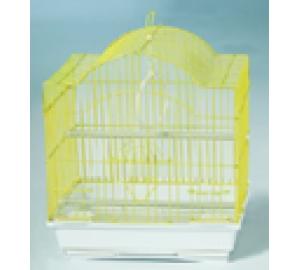 Клетка для птиц Фигурная крыша 35*28*47