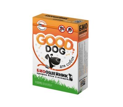 GOOD DOG. Антипаразитарный биоошейник для собак. Размер 65 см