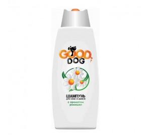 """GOOD DOG. """"РОМАШКА» Шампунь для собак и щенков"""