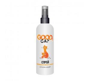 GOOD CAT. Ликвидатор меток и запахов. Спрей для котят и кошек.