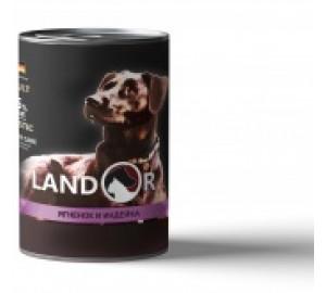 Lamb&Turkey (ягненок с индейкой консервы 400гр)