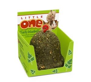 Little One. Аппетитный колокольчик. Лакомство для всех видов грызунов