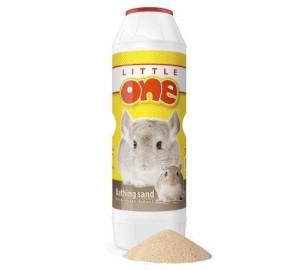 Little One. Песок для купания шиншилл и других декоративных животных