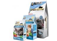 Сухие корма для котят