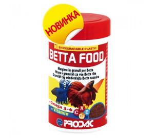 PRODAC BETTA FOOD в баночке 100мл