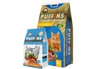"""""""PUFFINS"""". Сухие корма для взрослых кошек"""