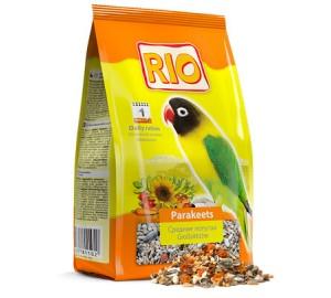 RIO. Корм для средних попугаев