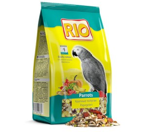 RIO. Корм для крупных попугаев