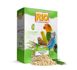 RIO. Травка для птиц