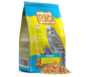 RIO. Корм для волнистых попугайчиков. Основной рацион