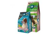 Сухие корма для собак средних пород