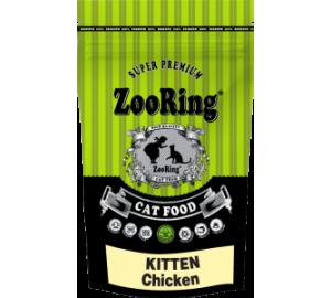 Kitten Chicken (котята курица 350гр 10кг)
